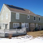 Oakland, Maine - Solar Hot Water