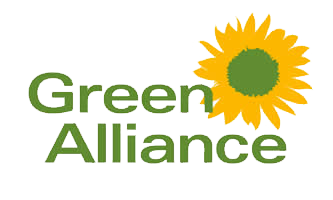 The Green Alliance Logo