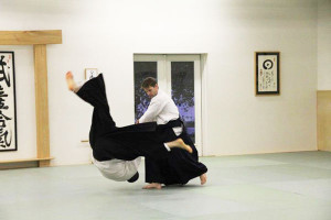 Aikido of Maine training seminar