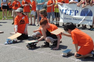 Maine Energy Education Programs - Solar Sprint 2013