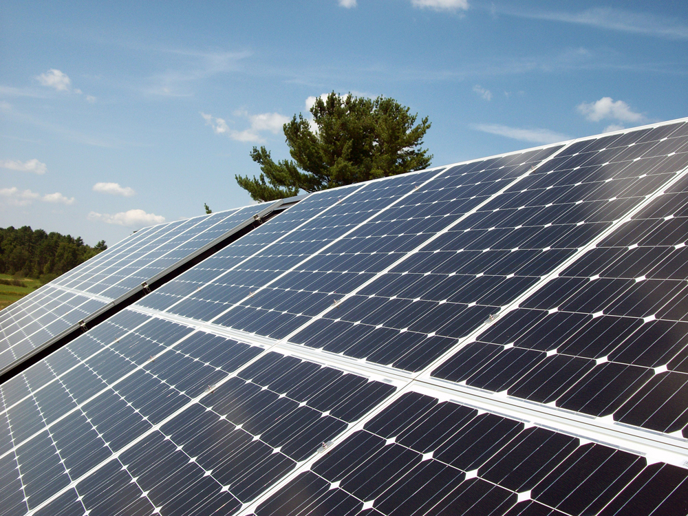 Solar electric emergency power systems maine pilot for Solar energy portland