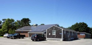 City of South Portland Planning Office Solar - South Portland, Maine
