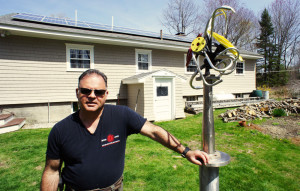 Marcus Therrien - US Army Capt Goes Solar