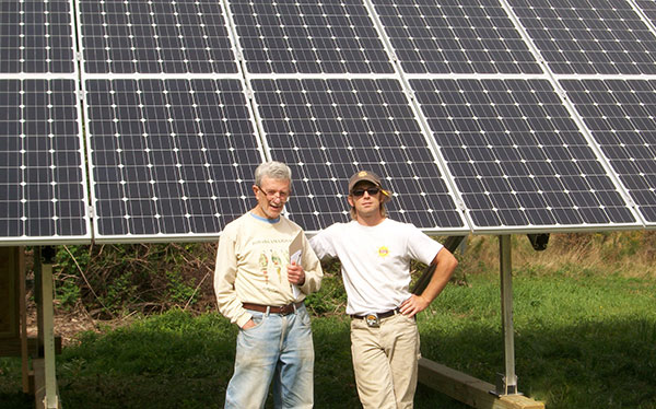 Maine Solar Electric Panels Nh Grid Tied Photovoltaic Gtpv