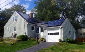 Portland Maine Solar Heat Pump Option