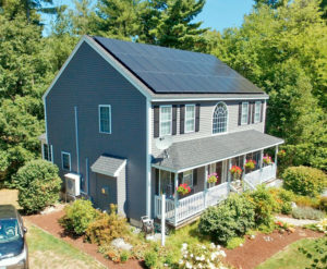 solar plus heat pumps