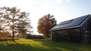 Solar Electric Array Shows Value of Solar