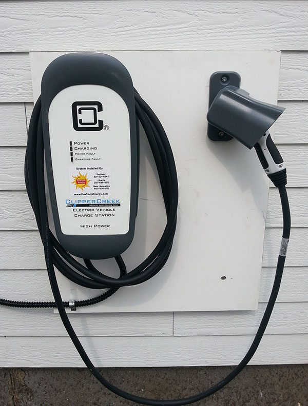 ev charging installation maine nh ma electric vehicle charging stations. Black Bedroom Furniture Sets. Home Design Ideas
