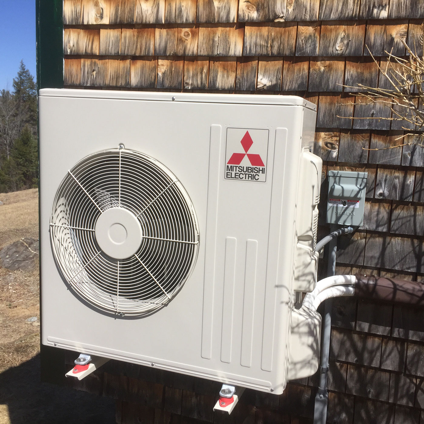 Heat Pump Systems : Solar powered mini split heat pumps