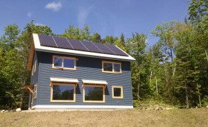 Jackson NH Solar Array - New Construction
