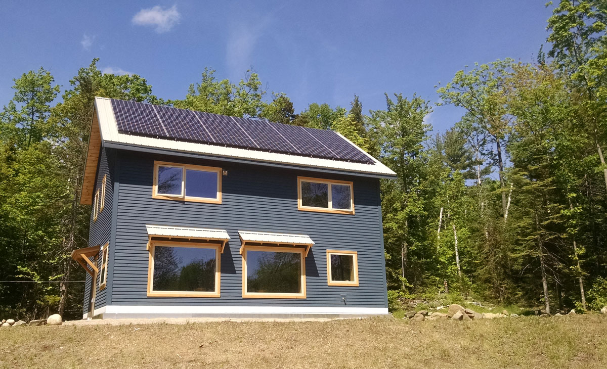 New England Solar Home Designs House Design Plans