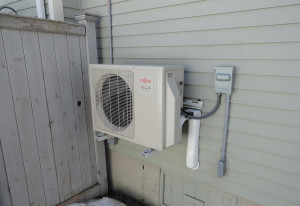 Electric Heat Pump for Home in York Maine