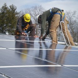 revision energy professional solar installers