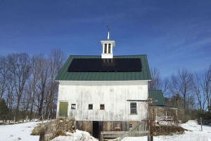 Hopkington, NH - Solar PV Panels