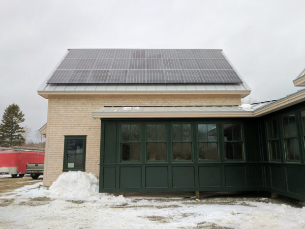 Milbridge, Maine - Solar