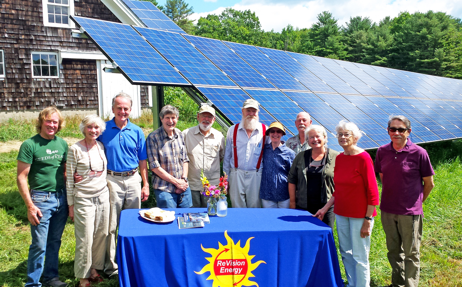 Host Or Join A Community Solar Farm In Me Nh Ma
