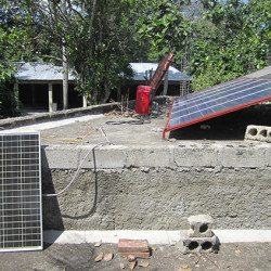 Solar for School in Haiti