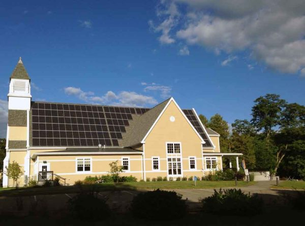 South Berwick Public Library - Solar