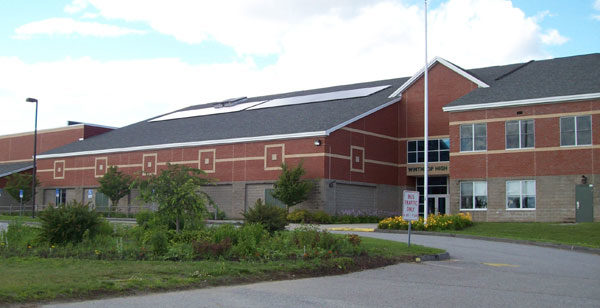 Winthrop High School - Solar Electric