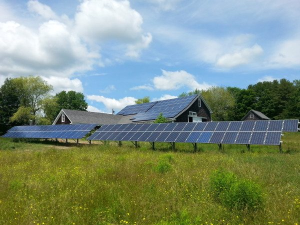 Edgecomb Solar Farm - Maine