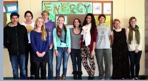 Roaring Fork High School Energy Club in Carbondale, CO