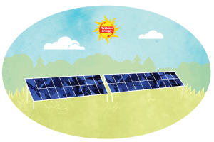 community solar farm projects - maine