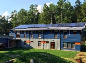 Solar for The Friends School in Portland, ME