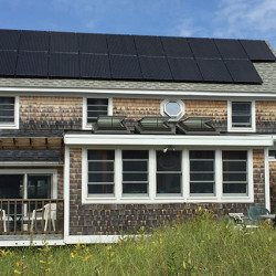 Solar for home in Newburyport, Massachusetts