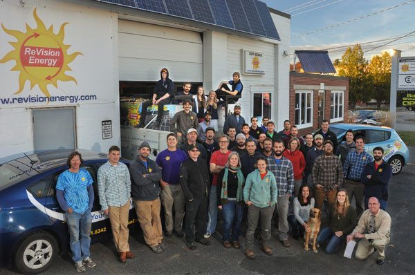 Solar installers in Portland, Maine