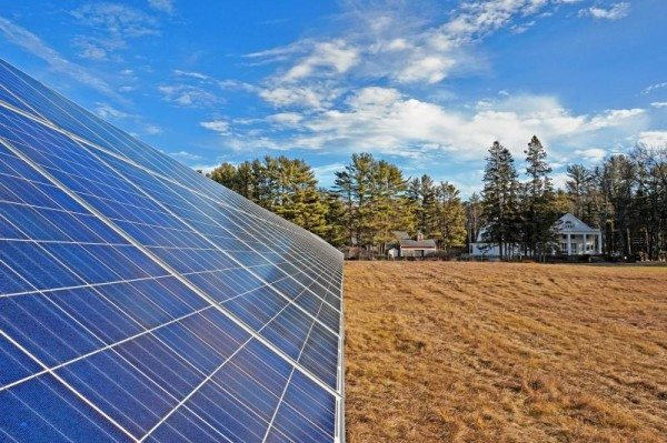 MacDowell Colony Solar