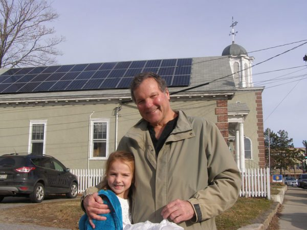 solar for sanford unitarian universalist church