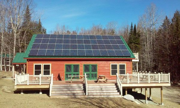 solar for copper cannon camp - bethlehem, nh