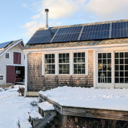 solar works in winter