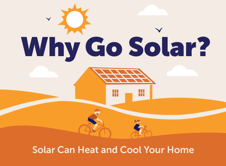 Why Go Solar? | Solar Can Heat and Cool Your Home