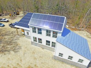 Calculate solar panel savings in Maine, New Hampshire, Massachusetts, and Vermont