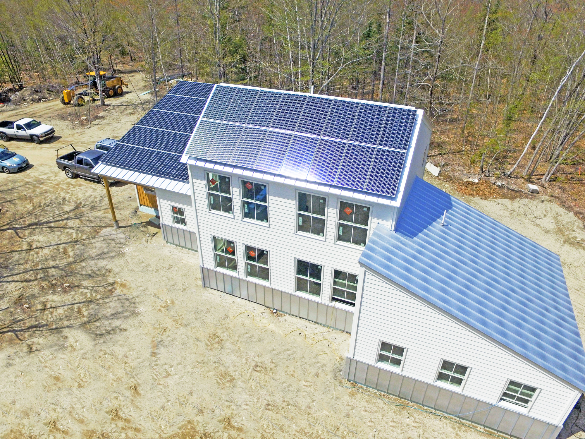 Net Zero Housing Development In Freeport Offers Solar Powered Oil