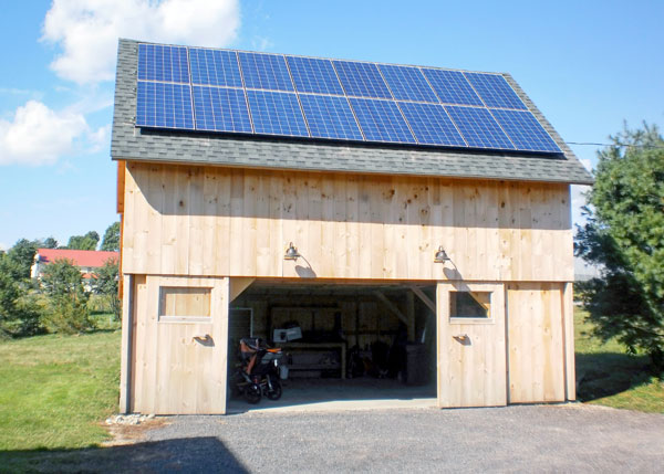 Solar Electric Panels for Homes in ME, NH, MA | ReVision Energy