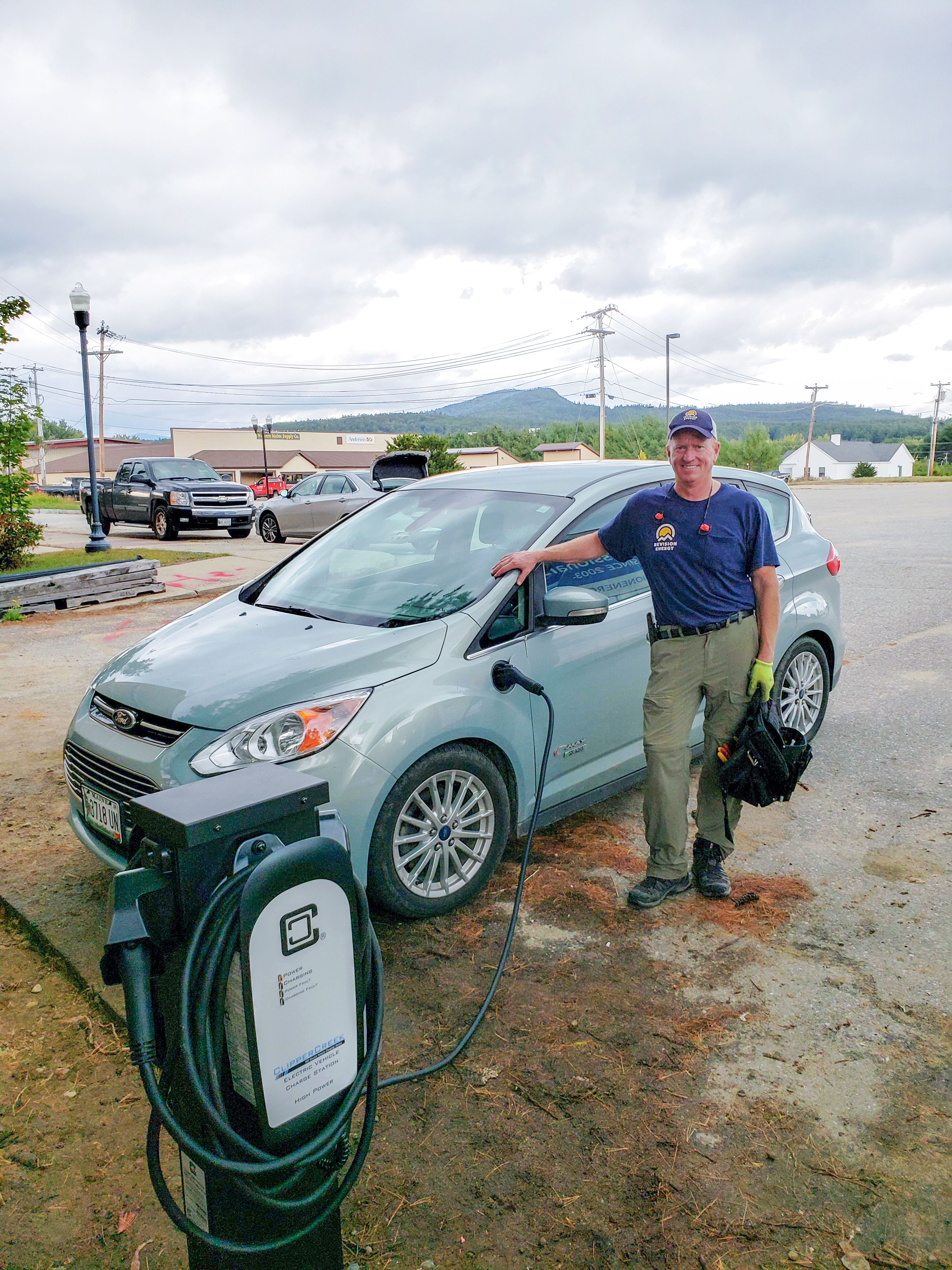 Workplace EV Charging - Commercial EV Charging Stations