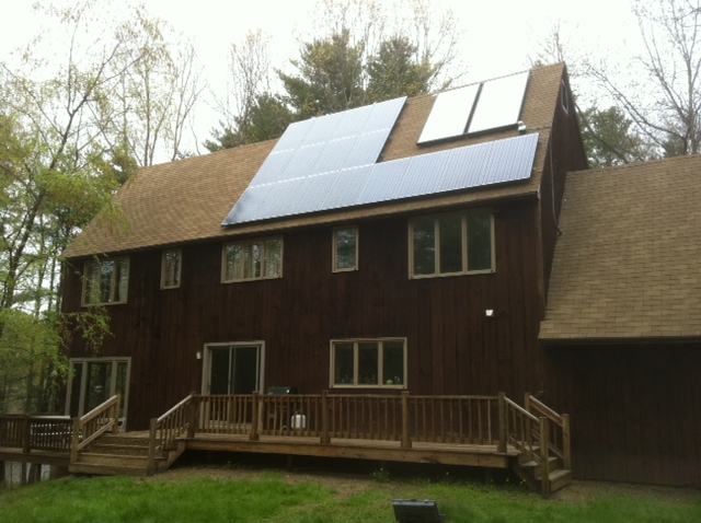 Durham New Hampshire Solar Projects Revision Energy