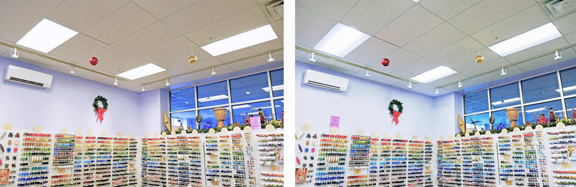 Commercial LED Lighting | Facility Lighting Retrofits to Save Energy