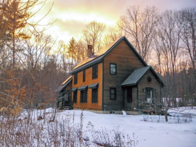Solar Powered Home in NH