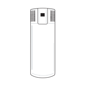 heat pump water heater option - stiebel eltron
