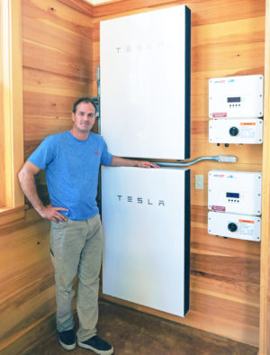 Tesla Powerwalls Weather the Storm