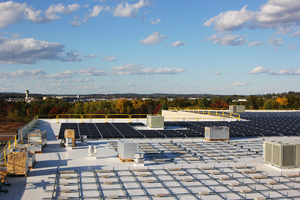 Bellavance Beverage Toasts Largest Rooftop Solar Array in NH
