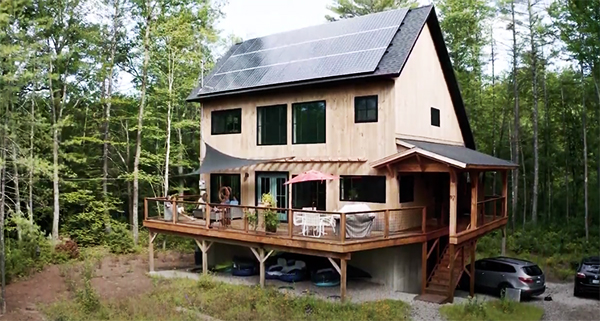 The Drive to Net Zero in Concord, NH