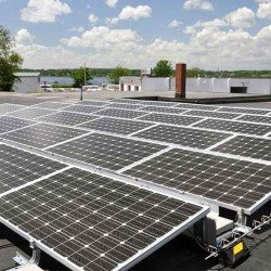 Solar electric for retail businesses