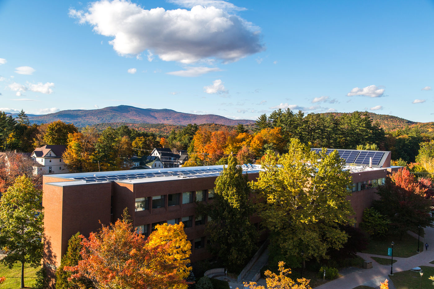 Plymouth State University Plymouth New Hampshire Solar