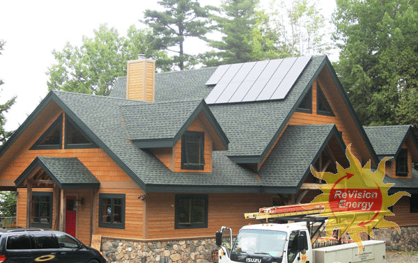 sidney  maine solar projects