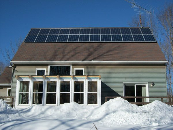 vassalboro  maine solar projects
